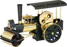 Wilesco D 366 Live Steam Engine Roller Brass - See Video - Shipped from USA
