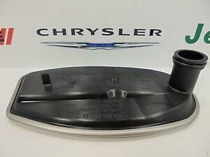 Chrysler Dodge Jeep New Automatic Transmission Filter NAG1 Mopar Factory Oem