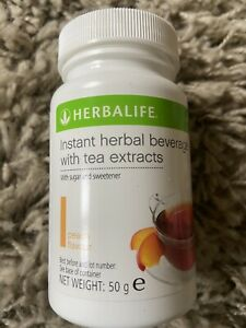 Herbalife Instant Peach Herbal Tea