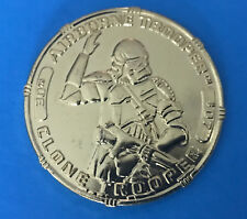 STAR WARS 30TH AIRBORNE TROOPER GOLD COIN