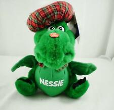 "Musical Nessie The Lochness Monster 9"" Plush Heather Gift Co From Scotland NWT"