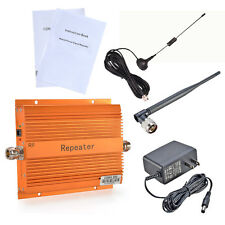 850MHz GSM 3G 4G Repeater Cell Phone Signal Booster + Antenna Kit
