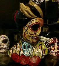 Day of the dead  beautiful sculpture
