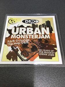 DMC Urban Monsterjam R&B Dubstep Hip Hop D&B