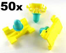 50 OPEL ASTRA G & Zafira A puerta Embellecedor -clips Clips de molduras