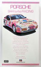 Hasegawa 20315 Porsche 944 Turbo Racing 1/24 Scale Kit