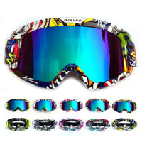 Winter Snow Sports Goggles Ski Snowboard Snowmobile Protective Eyewear Glasses