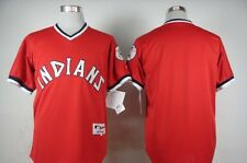 New Cleveland Indians Throwback Retro Jersey Size XL  See Ship Date