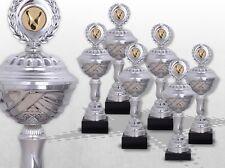 6er Pokalserie Pokale SilverLiberty mit Gravur und Emblem Pokale günstig kaufen