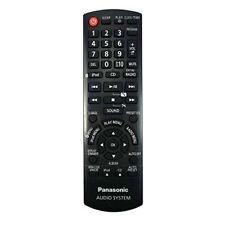 *NEW* Genuine Panasonic SC-HC55DB Stereo Remote Control Model No N2QAYB000643