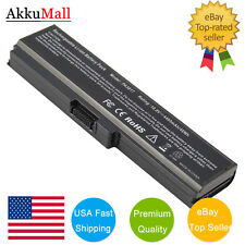 Battery For Toshiba Satellite L750 L700 L635 L640 L650 L735 L775 PA3817U-1BRS