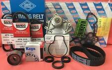 94-01 Integra 97-01 CRV Complete Timing Belt + Water Pump Kit B18B1 B20B4 B20Z2