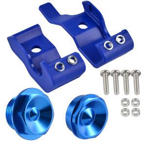 Front Fork Shoe Guard Axle Nut For Husqvarna FE FC TC TE250 300 350 450 501 2014