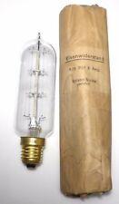 Ballast Fer Hydrogène à pointe OSRAM 1943 armée all. NOS 6 A 5 à 15 volts - rare