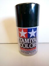 Tamiya - COLOR SPRAY PAINT FOR PLASTICS 100 ml - TS-9 BRITISH GREEN