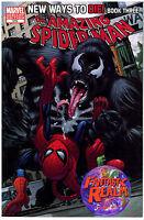 AMAZING SPIDER-MAN #570 VENOM MONKEY VARIANT MARVEL COMICS