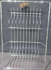 New Dish Rack Chrome Racks Dishrack Drying Cutlery Drainer Tray Drier Organizer