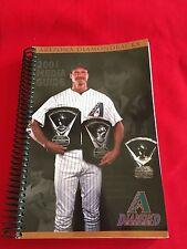 2001 MLB Arizona Diamondbacks media guide / World Series champions / Johnson