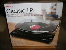 Ion classic LP usb convercion turntable  for MAC and PC