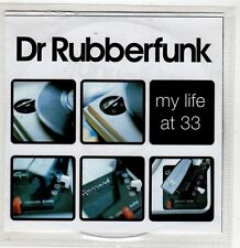 (GI173) Dr Rubberfunk, My Life At 33 - DJ CD