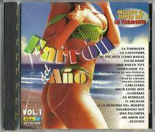 Farron Del Años Volume 1 Latin Music CD New