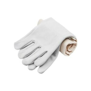 Beekeeping Gloves Protective Sleeves Breathable Sheepskin Long Arm Cloth Gloves