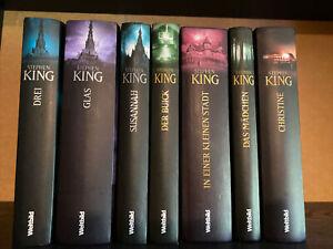 Stephen king weltbild Edition - 7 Bücher - Der Dunkle Turm