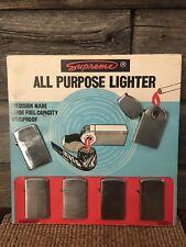 Vintage Supreme Lighter Counter Store Display