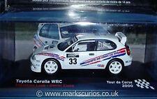 Rally Car Collection 1:43 - Toyota Corolla WRC - Tour De Corse 2000 - Loeb