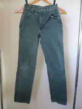 Wrangler Girls Jeans - Dark Green - Size 14 Slim