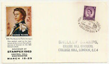 Pictorial British Covers Stamps