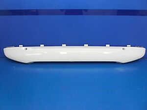 Smart Car Fortwo Passion Pure 2008-2012 OEM Rear Lower Bumper Panel 4516470384