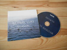 CD Indie Western Lows - Glacial (10 Song) Promo HIGHLINE