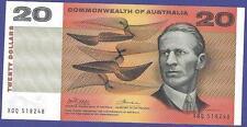 GEM UNCIRCULATED 20 DOLLARS 1972 BANKNOTE FROM AUSTRALIA  HUGE VALUE