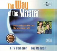 The Way of the Master Basic Training Course CD Kit by Kirk Cameron Ray Comfort