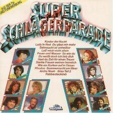 Super-Schlagerparade (1986, Polystar, 16 tracks) Nicole, Paulo Fernandes .. [CD]