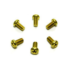 Genuine Yanmar Marine 2GM Water Pump Impeller Plate Screw 26554-040082 Pack of 6