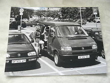 V0029) VW T4 California Coach - Presse Foto Werkfoto press photo 08.1994