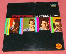 RUDD ROSWELL ORIG FR LP IMPULSE STEREO  EVERYWHERE