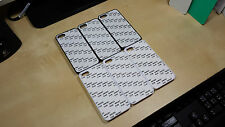 50 Wholesale iPhone 4/4S,5/5S Cases Blanks Blank Sublimation  Black or White