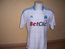 Maillot OM Olympique Marseille Blanc 2010-2011 Adidas