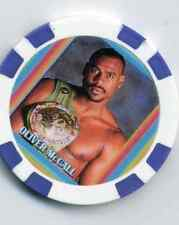 Oliver McCall Fight Collector Chip