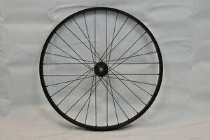 MD35 Rear 650b MTB Bike Wheel & Hub OLW110 35mm 32S Disc Black 20mm Thru Charity