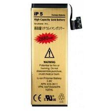BATERIA INTERNA GOLD para IPHONE 5 5G bateria alta capacidad 2680 mAh