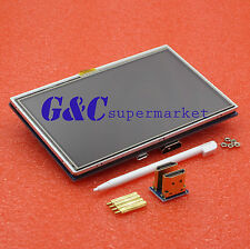 """5"""" Inch 800x480 HDMI Touch LCD Screen Display For Raspberry Pi Pi2 Model B+ A+"""