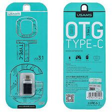 ADATTATORE OTG TYPE-C TO USB 3.1 PER SAMSUNG SMARTPHONE TABLET ECC.