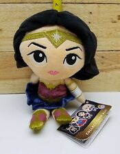 "Wonder Woman Funko DC Comic Heroes 8"" Plushies Plush Doll Collectibles WITH TAG!"