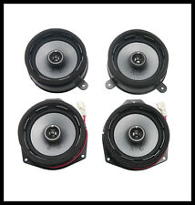2015 - 2017 Subaru Impreza WRX STI, OEM Upgraded Speakers by Kicker set of 4