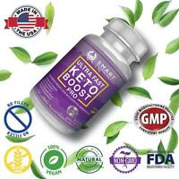 Smart Nutralabs Ultra Fast Keto Boost Pro_90 Caps_2000 mg_Exp 9/28/22 Nutra Labs