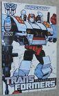 Transformers Generations CROSSCUT Comic Book